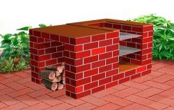Build your own Clay Brick Braai (A)
